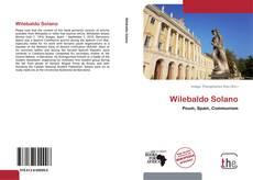 Buchcover von Wilebaldo Solano