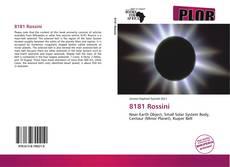 Copertina di 8181 Rossini