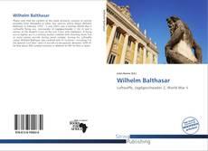 Buchcover von Wilhelm Balthasar