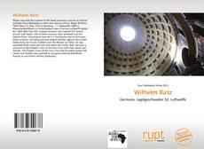 Обложка Wilhelm Batz