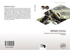 Portada del libro de Wilhelm Crinius