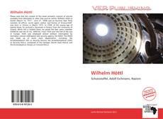 Обложка Wilhelm Höttl
