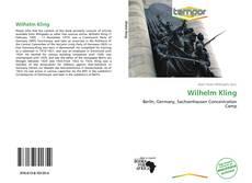 Bookcover of Wilhelm Kling