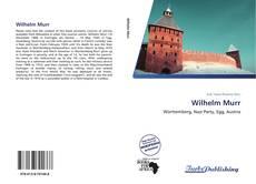 Portada del libro de Wilhelm Murr
