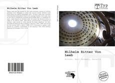 Обложка Wilhelm Ritter Von Leeb