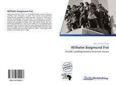 Capa do livro de Wilhelm Siegmund Frei