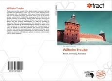 Обложка Wilhelm Traube