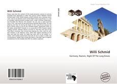 Buchcover von Willi Schmid