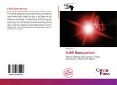 Bookcover of 5495 Rumyantsev