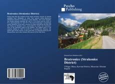 Buchcover von Bratronice (Strakonice District)