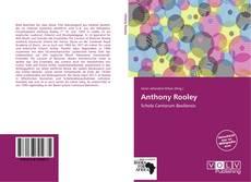 Capa do livro de Anthony Rooley