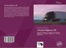 Bookcover of Arkansas Highway 230