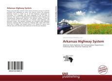 Buchcover von Arkansas Highway System