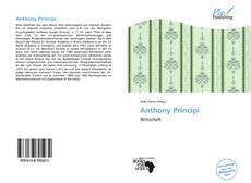 Anthony Principi kitap kapağı