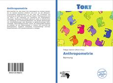 Couverture de Anthropometrie