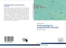 Anthropologie in pragmatischer Hinsicht的封面