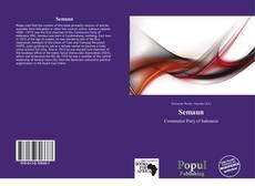 Capa do livro de Semaun