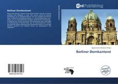 Berliner Domkantorei kitap kapağı