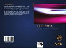 Bookcover of (10113) 1992 PX2