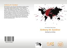 Bookcover of Anthony W. Gardiner