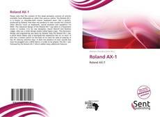 Capa do livro de Roland AX-1