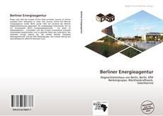 Bookcover of Berliner Energieagentur