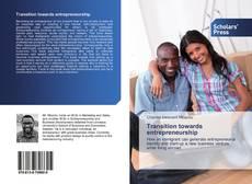 Bookcover of Transition towards entrepreneurship