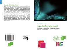 Spoolsville, Maryland的封面