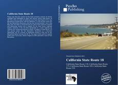 Couverture de California State Route 18