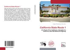Bookcover of California State Route 1