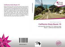 Обложка California State Route 19