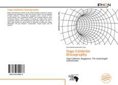 Portada del libro de Tego Calderón Discography