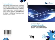 Bookcover of Nautical Disaster
