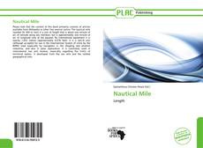 Bookcover of Nautical Mile