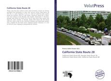 Capa do livro de California State Route 28
