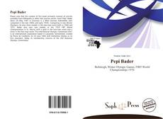 Copertina di Pepi Bader