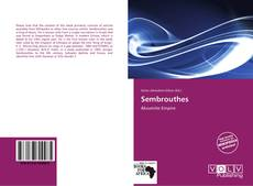Bookcover of Sembrouthes