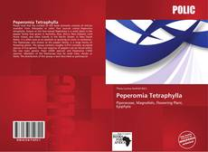 Bookcover of Peperomia Tetraphylla