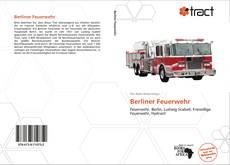 Bookcover of Berliner Feuerwehr