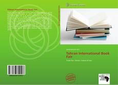 Capa do livro de Tehran International Book Fair