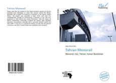 Tehran Monorail的封面