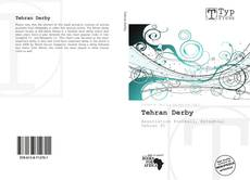 Portada del libro de Tehran Derby