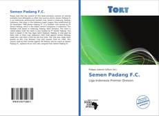 Semen Padang F.C.的封面