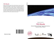 Bookcover of 702 Alauda