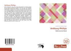 Buchcover von Anthony Phillips