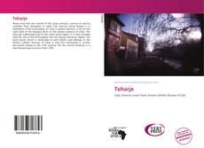 Buchcover von Teharje