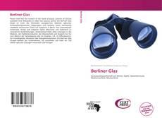 Portada del libro de Berliner Glas