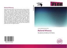 Roland Khoury kitap kapağı