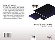 Bookcover of Antikes Buch (Statistik)