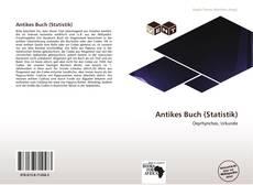Buchcover von Antikes Buch (Statistik)